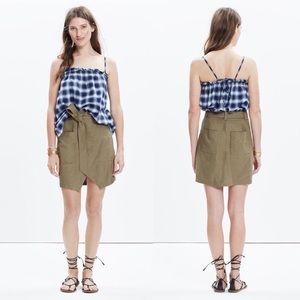 Made well • Portside Skirt in Olive